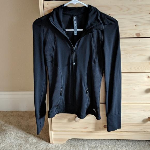 Lorna Jane Jackets & Blazers - Blacj jacket with mesh panels